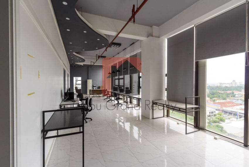 Fitted Office Space for Rent in Banilad