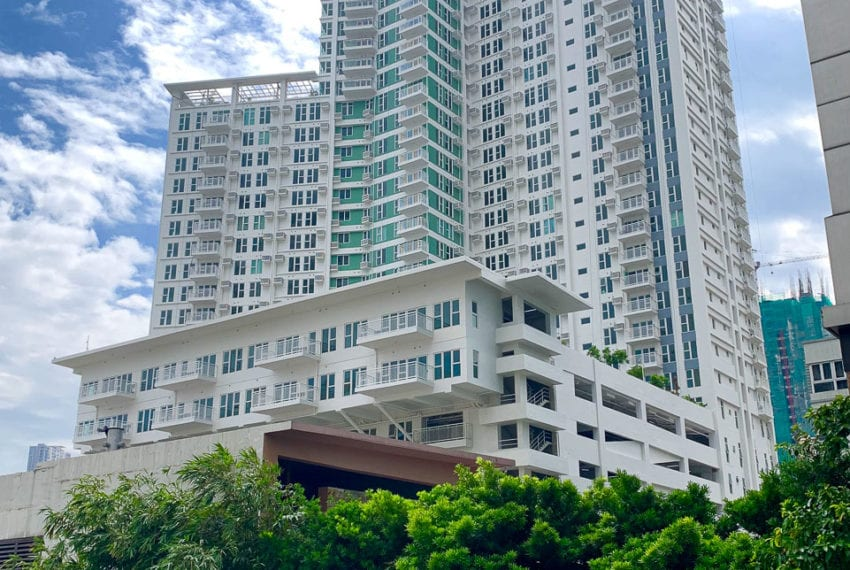 RCS11 Fully Furnished Studio for Rent in Solinea Towers