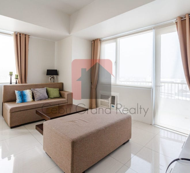 Condo in Calyx Residences for Rent