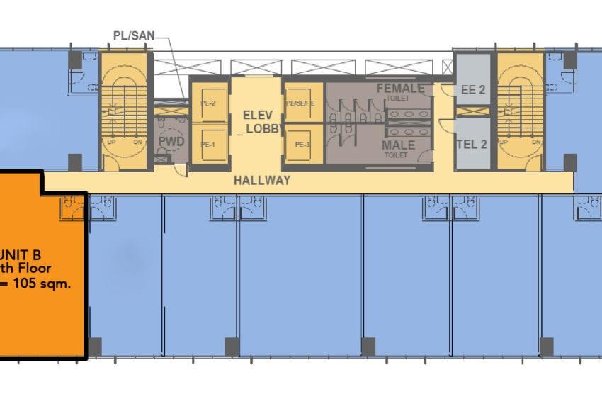 SC23B Office Space for Sale in Latitude Center Cebu Business Park Cebu Grand Realty