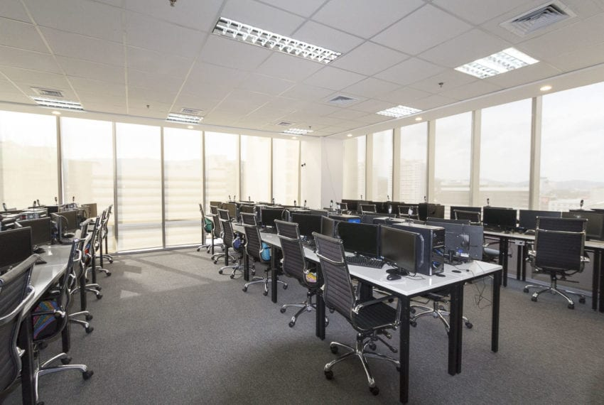 RCP145 Fully Fitted Office Space for Rent in Cebu IT Park Cebu G