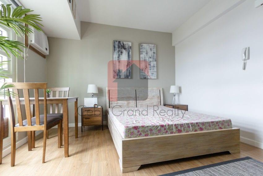 RCS14A Studio Condo for Rent in Solinea Towers Cebu Business Par