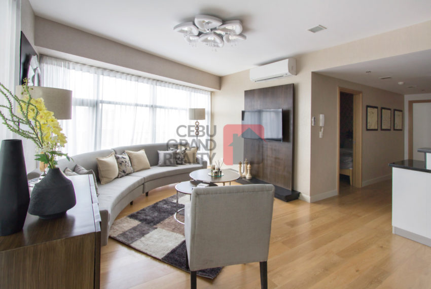 RCPP18 Furnished 2 Bedroom Condo for Rent in Park Point Residenc