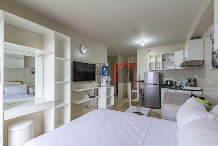 RCAR2 Studio Condo for Rent in Avida Towers - Cebu Grand Realty