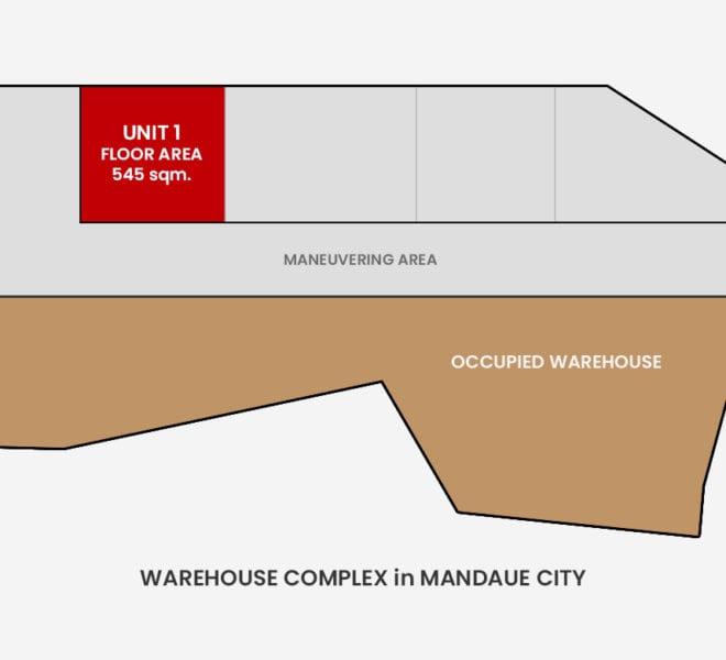 Warehouse for Rent in Mandaue