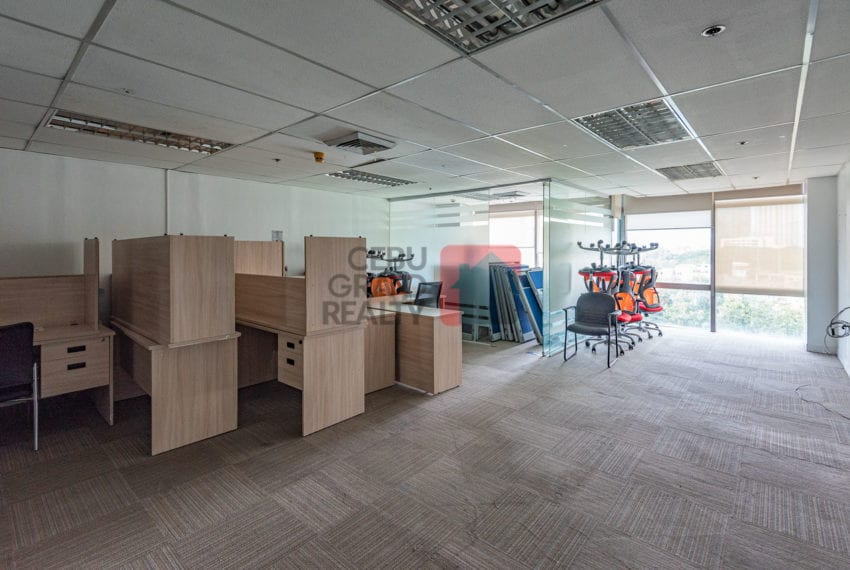 RCP198B Office Space for Rent in Cebu Business Park Cebu Grand R