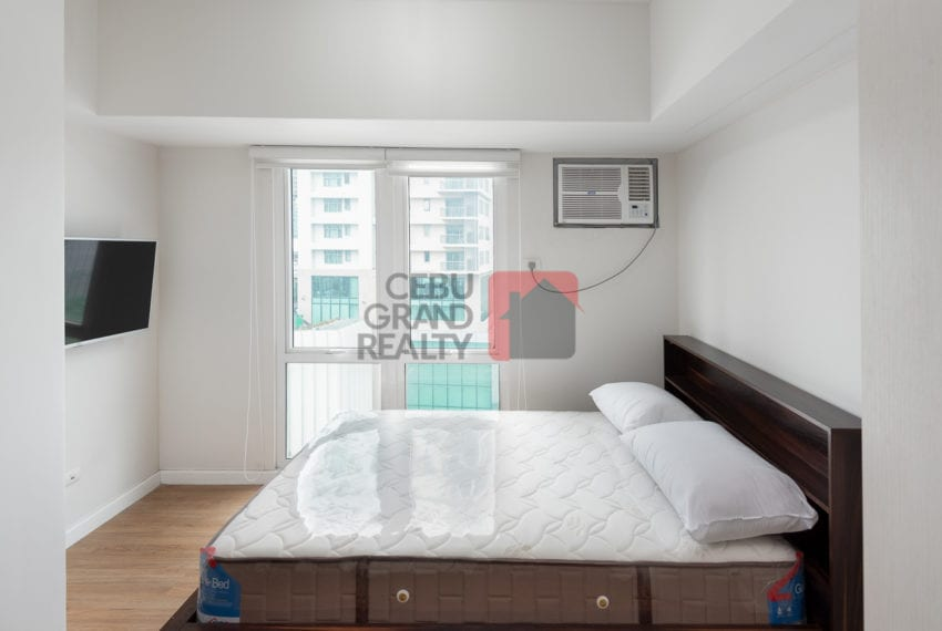 RCS17 New Studio for Rent in Solinea Towers - Cebu Grand Realty