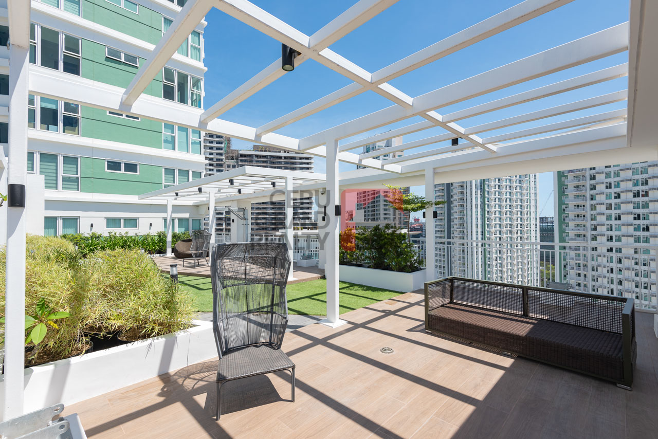 Brand New Furnished Studio With Parking For Rent In