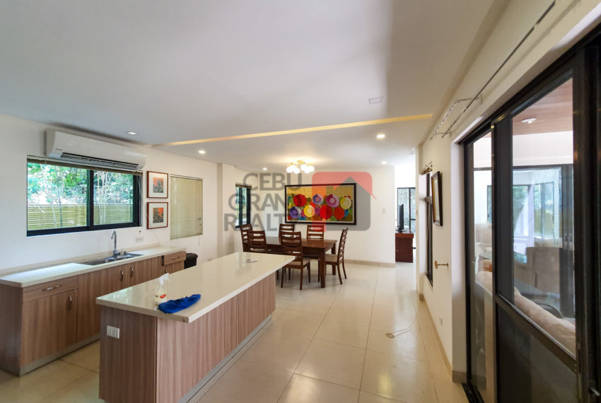 RHML10 Furnished 3 Bedroom House for Rent in Maria Luisa Park -
