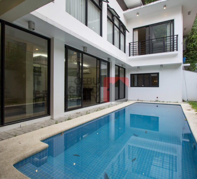 House with Swimming Pool for Rent
