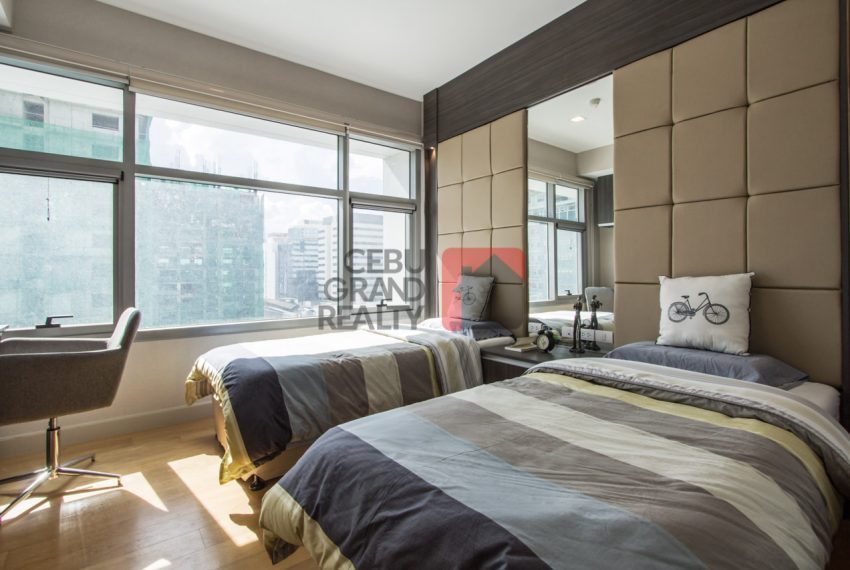 RCPP40 Modern 2 Bedroom Condo for Rent in Park Point Residences