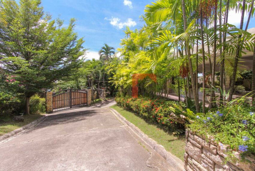 RHML80 5 Bedroom House for Rent in Maria Luisa Park - Cebu Grand