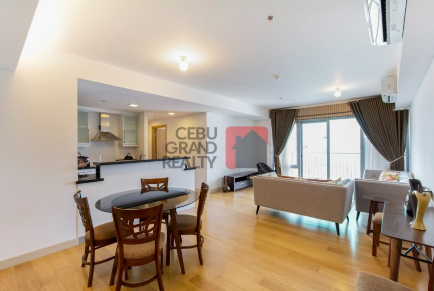 RCPP42 2 Bedroom Condo for Rent in Park Point Residences - Cebu