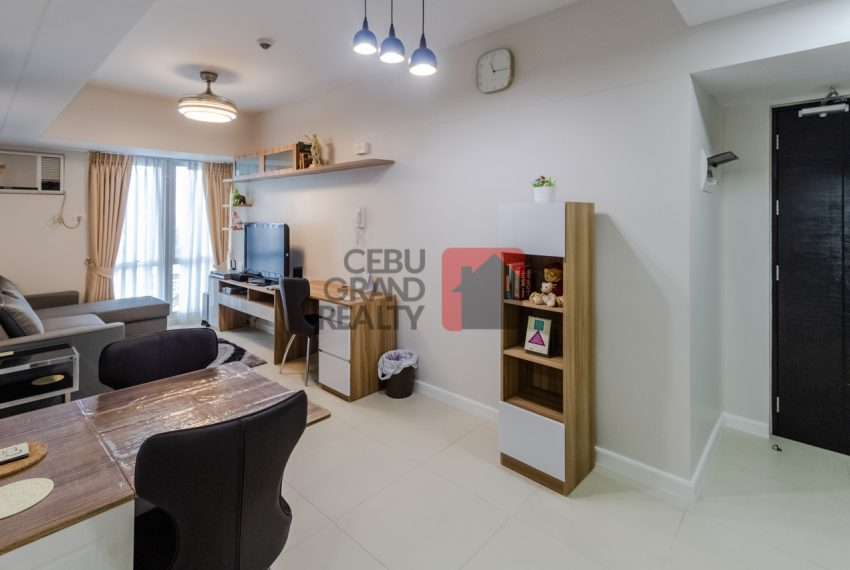 RCS23 Furnished 1 Bedroom Condo for Rent in Cebu Business Park -