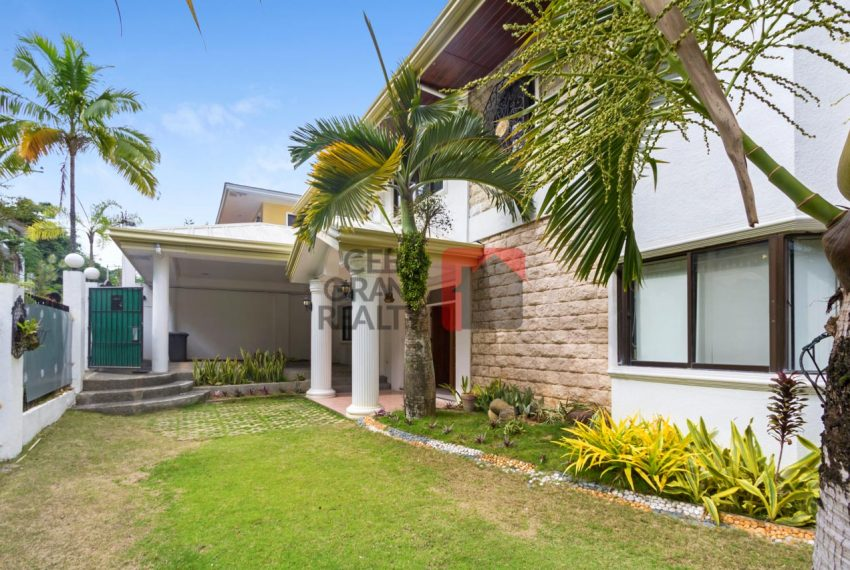 RHML6 4 Bedroom House for Rent in Maria Luisa Park - Cebu Grand