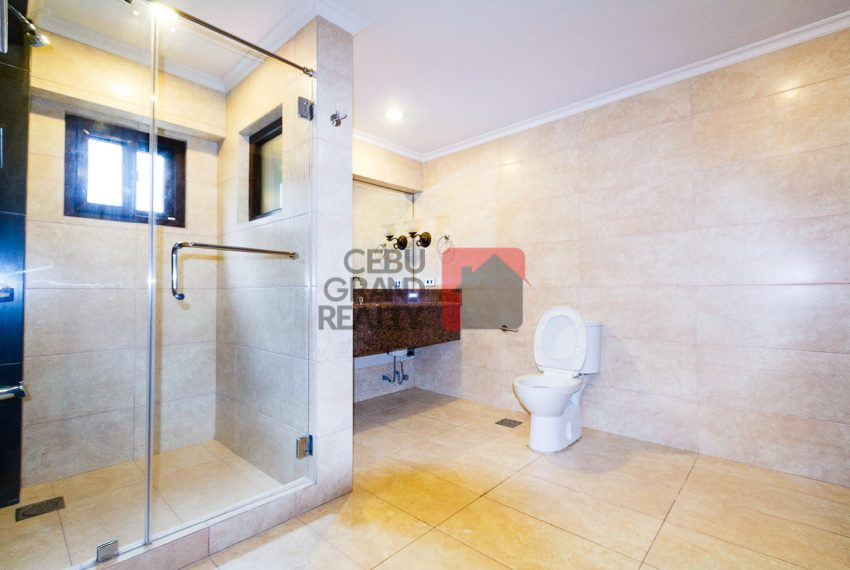 RHML85 5 Bedroom House for Rent in Maria Luisa Park - Cebu Grand