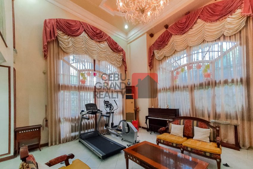 RHML86 Large 4 Bedroom House for Rent in Maria Luisa Park Phase 1