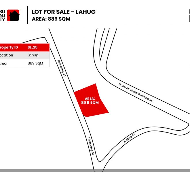 Lot for Sale in Lahug near Beverly Hills Subdivision