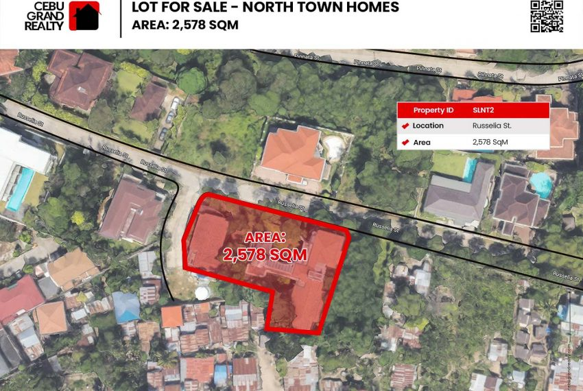 SLNT2 2578 SqM Lot for Sale in North Town Homes - Cebu Grand Realty (1)